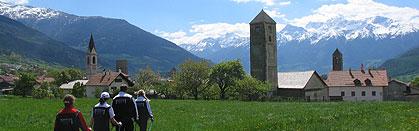 aktivurlaub im Vinschgau