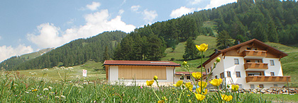 Familie Hansjörg Blaas Vinschgau Südtirol